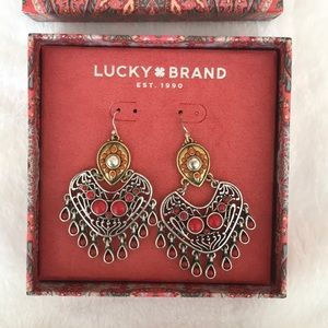 NIB Lucky Brand Earrings